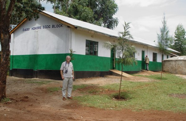 Infant School Unit at Dago Kokore